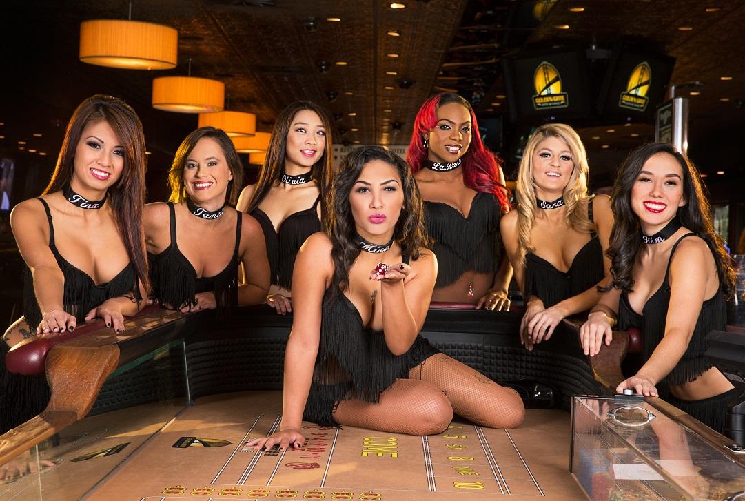 Image result for casino dealer girls