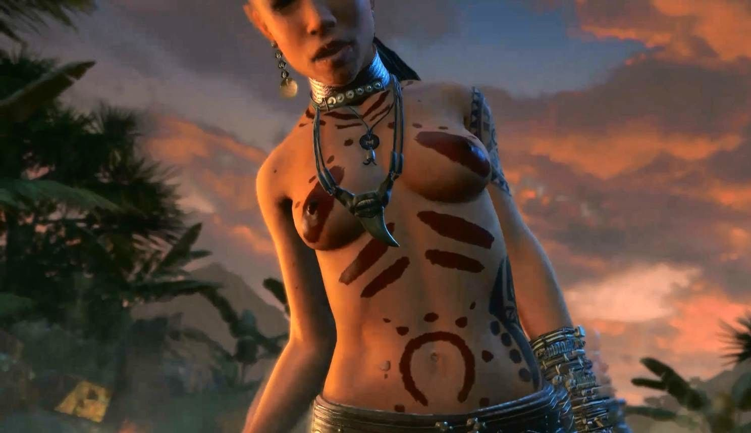 Nude girls from far cry pornos photos