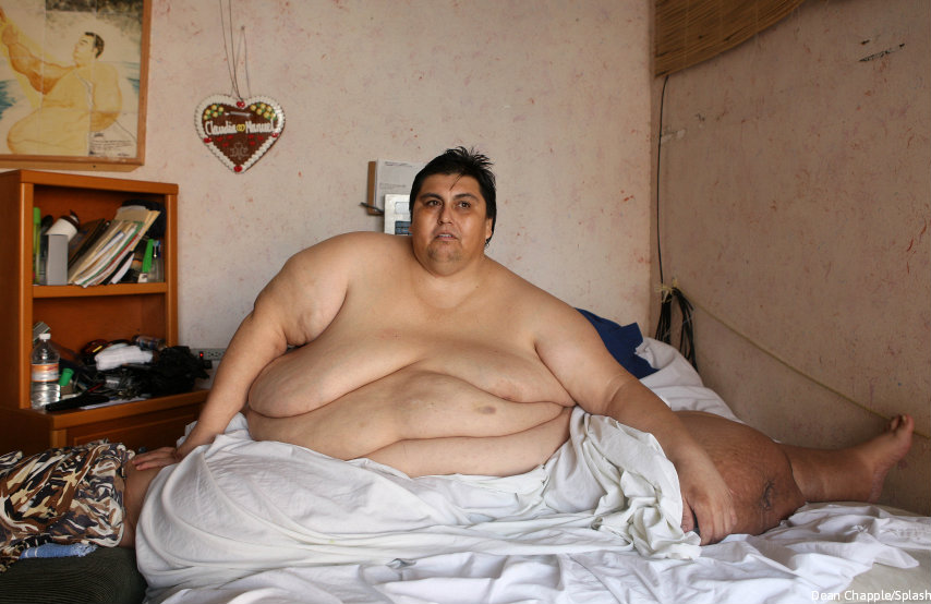 the worlds fattest man weight loss