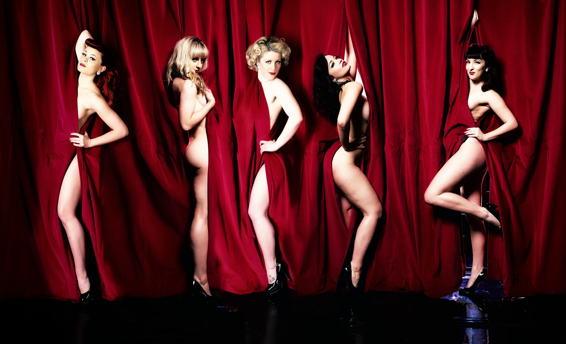 The Hottest Burlesque Performances