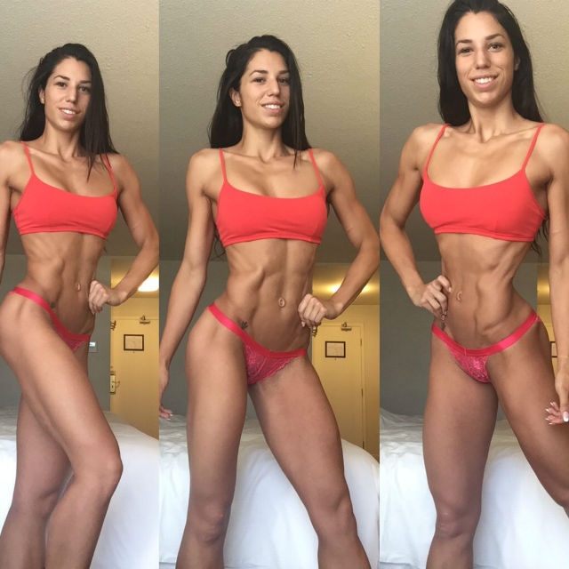 Smoking Hot Female Bodybuilders All Men Fall For_5