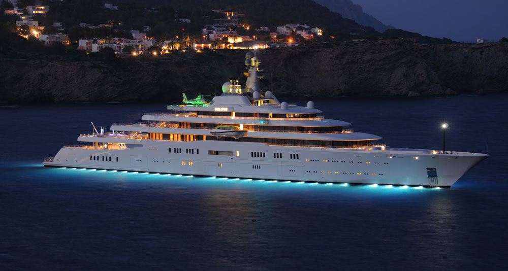 Top 10 Most Expensive Yachts Ever_2