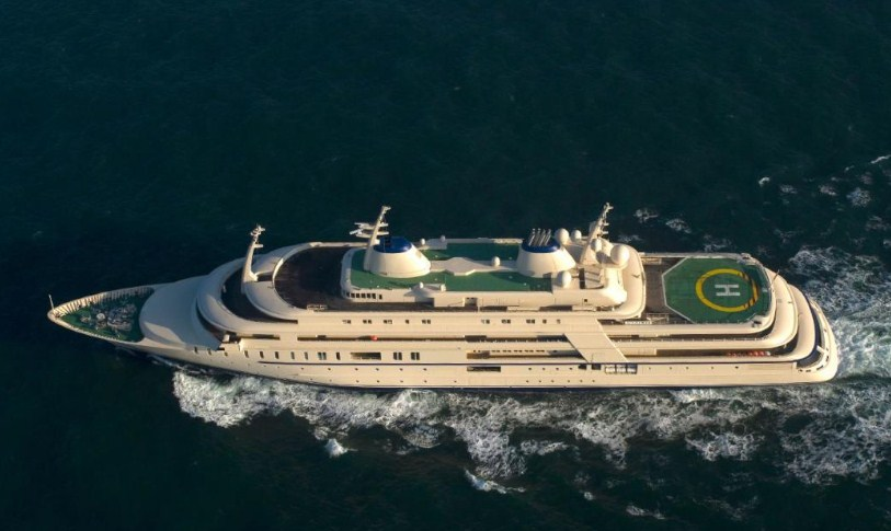 Top 10 Most Expensive Yachts Ever_3