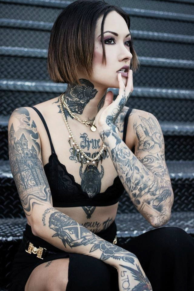 These Inked Beauties Are So Hot, Your Mind Will Explode