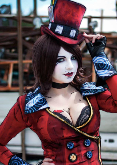 the hottest cosplayers_Andy Rae1