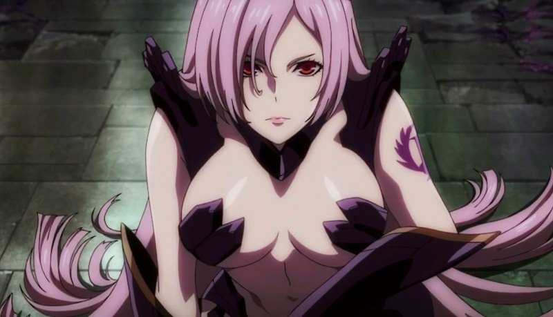The 7 Weirdest Sexy Outfits In Anime_3. Eirenus - Chain Chronicle