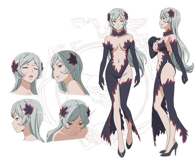 The 7 Weirdest Sexy Outfits In Anime_4. Freya - DanMachi