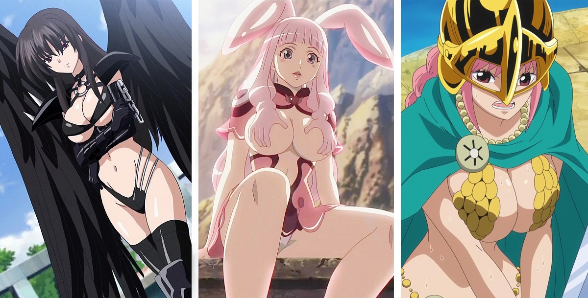 The 7 Weirdest Sexy Outfits In Anime_front photo