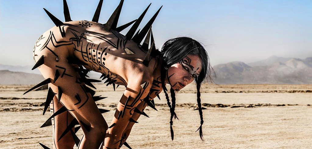 The Hottest Burning Man Babes_0 preview