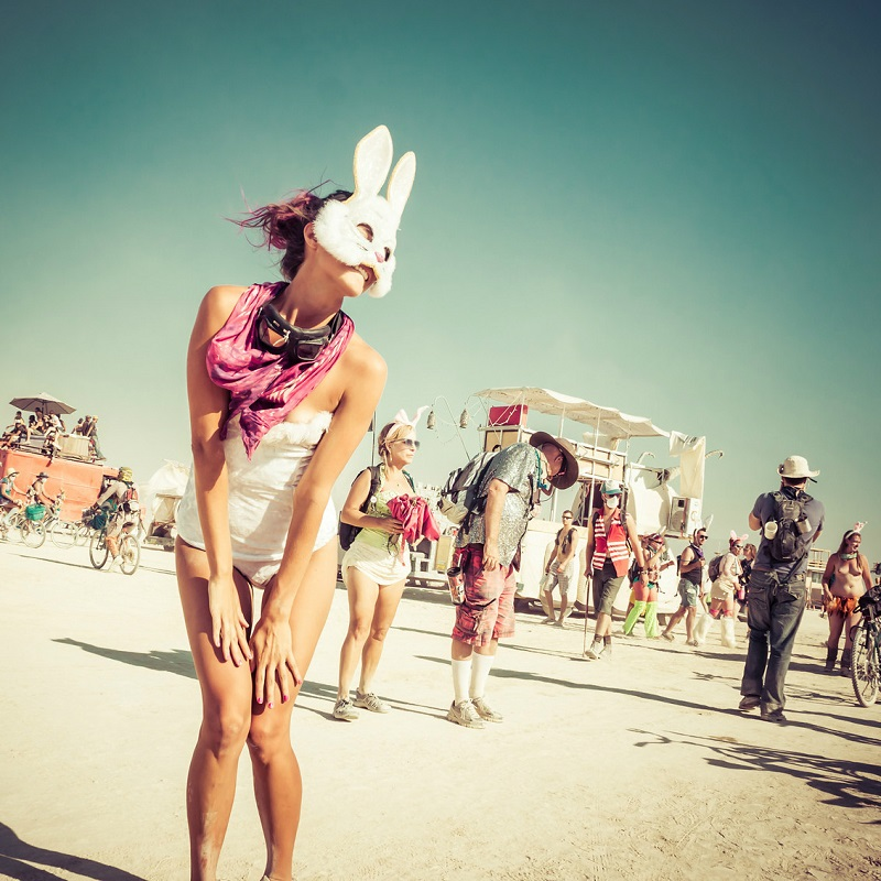 The Hottest Burning Man Babes_20