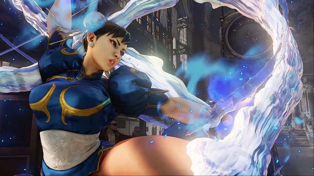The 7 Hottest Female Video Game Fighters_Chun Li
