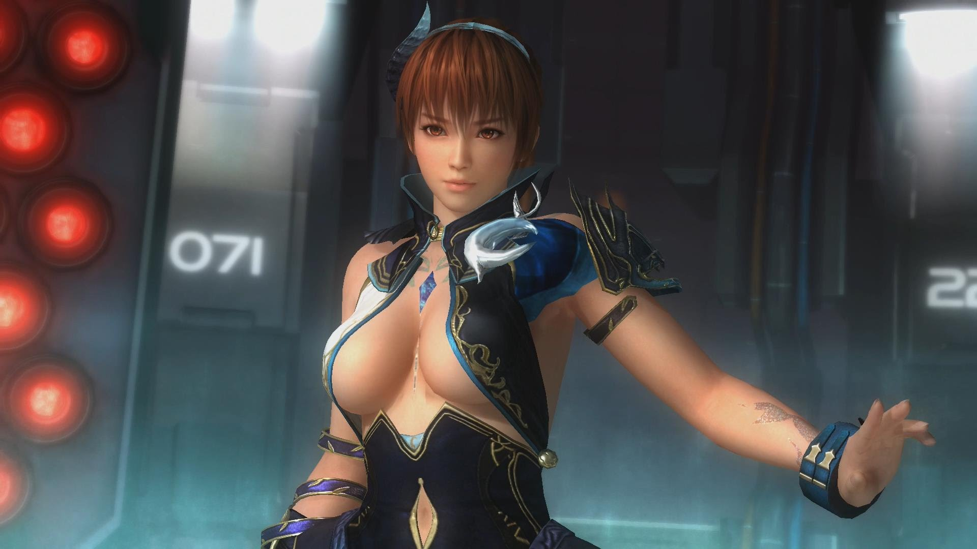 The 7 Hottest Female Video Game Fighters_Kasumi