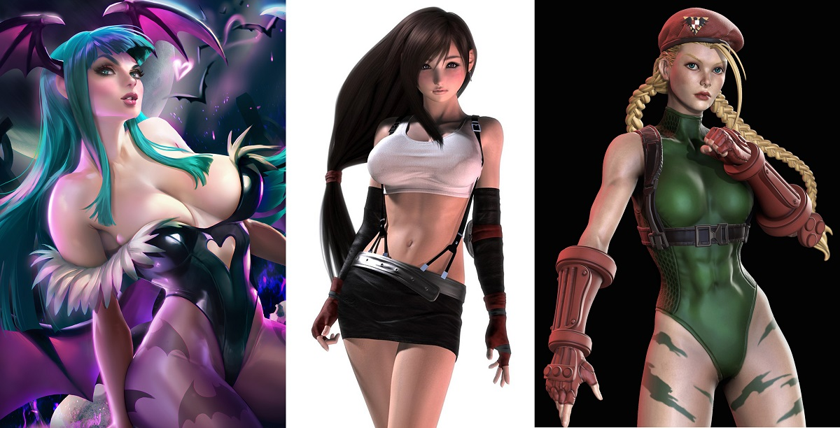 The 7 Hottest Female Video Game Fighters_front