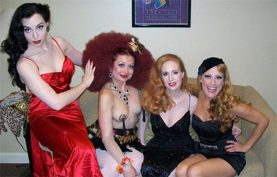 18+ festivals_New Orleans Burlesque Festival