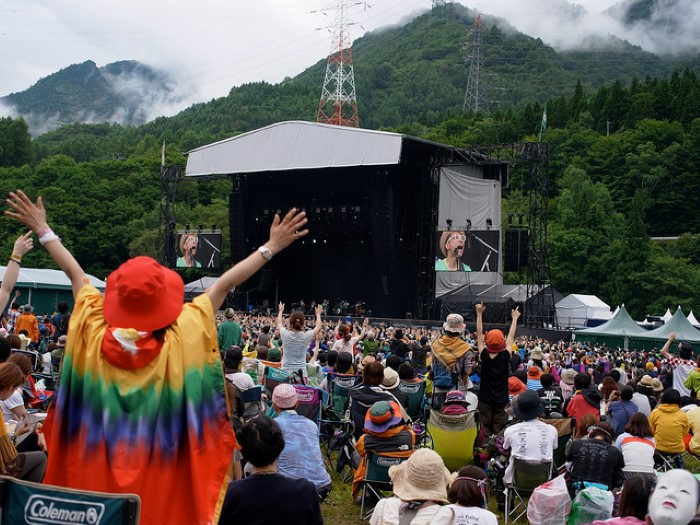 hippie fests_FUJI ROCK FESTIVAL
