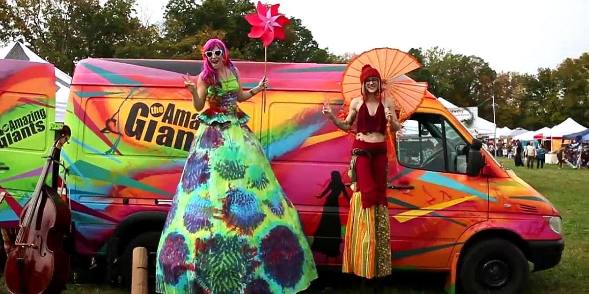 hippie fests