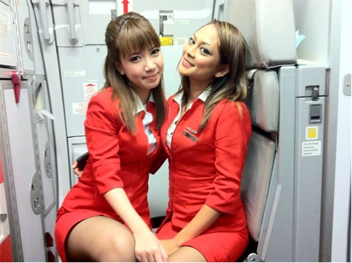 sexiestt uniforms_thai airasia
