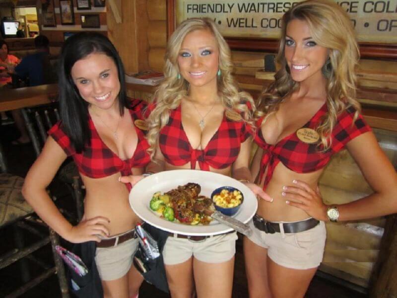 sexiestt uniforms_twin peaks waitresses
