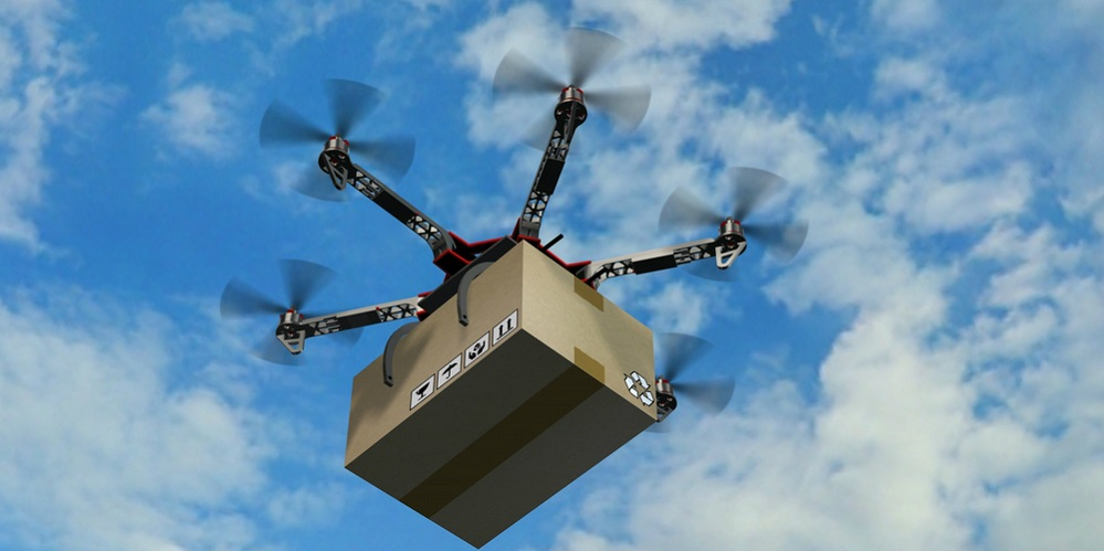 drones delivery_featured