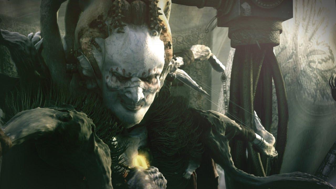 hardest game levels_boss Baal - Diablo II Lord of Destruction