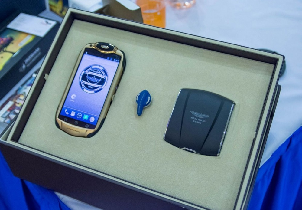 most expensive smartphones_Aston Martin Racing 808 – $24,000