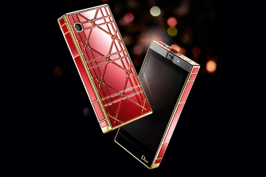 most expensive smartphones_Dior Reverie Haute Couture – $102,122