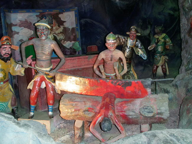 scariest places on earth_haw par villa singapore