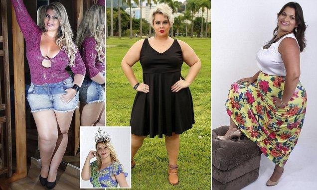 fat girls beauty contest