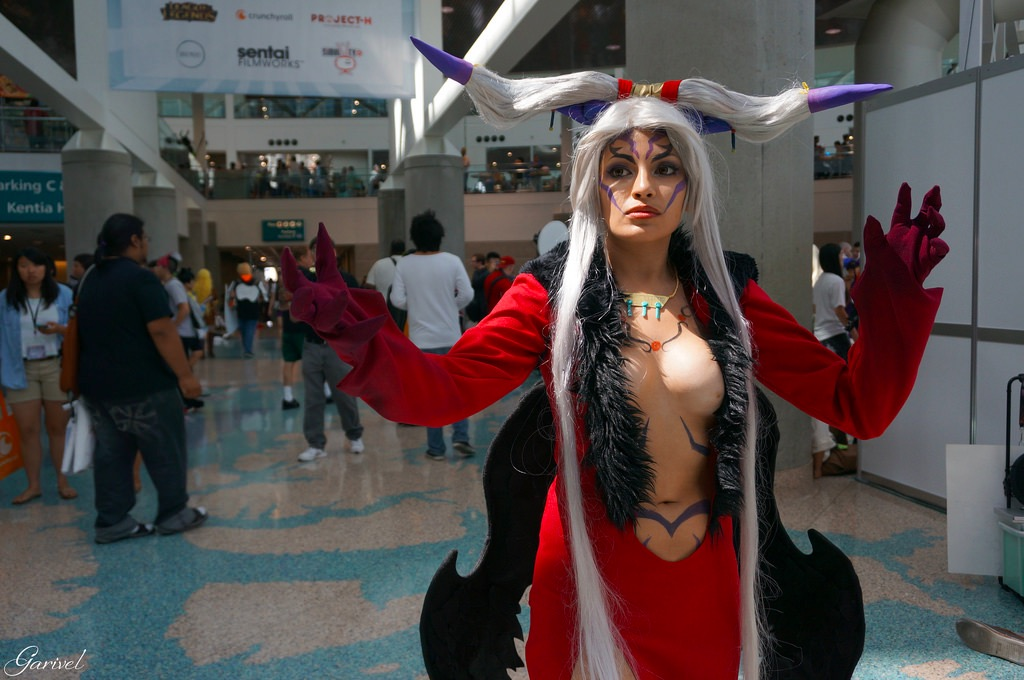 dangerous video game girls_Ultimecia, Final Fantasy VIII
