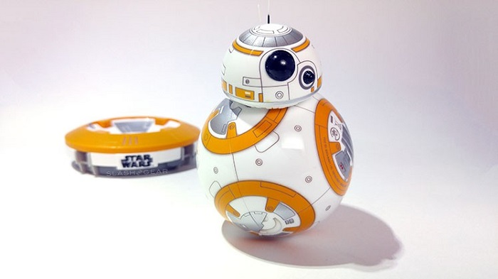 star wars robots_bb8