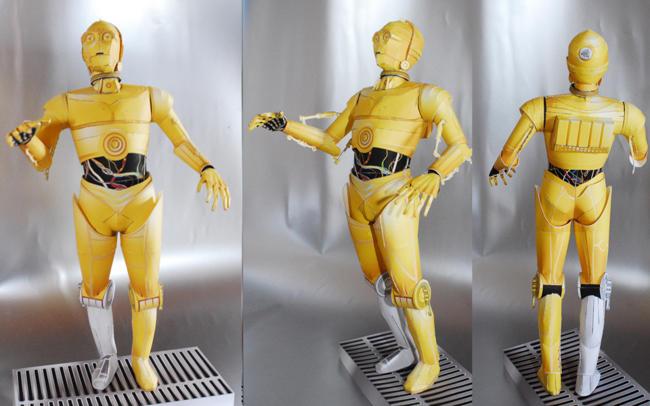 star wars robots_c3po
