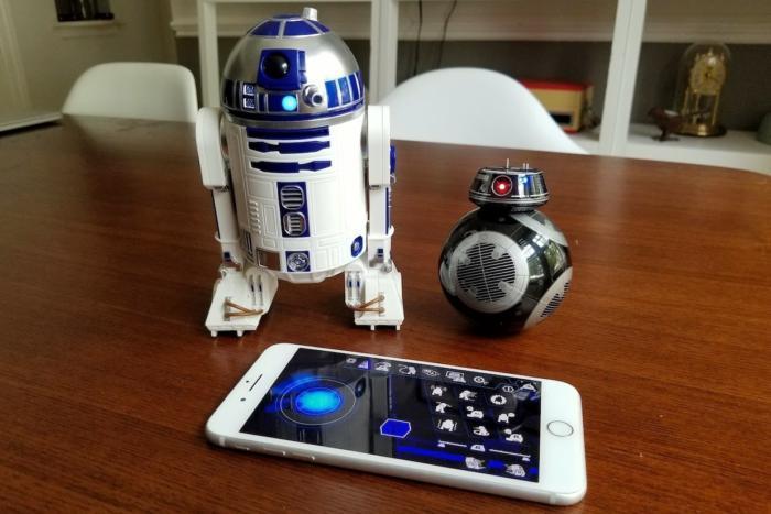 star wars robots_r2d2