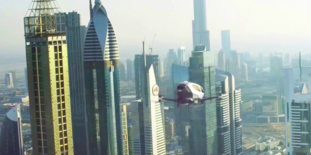 chinese flying taxi_featured