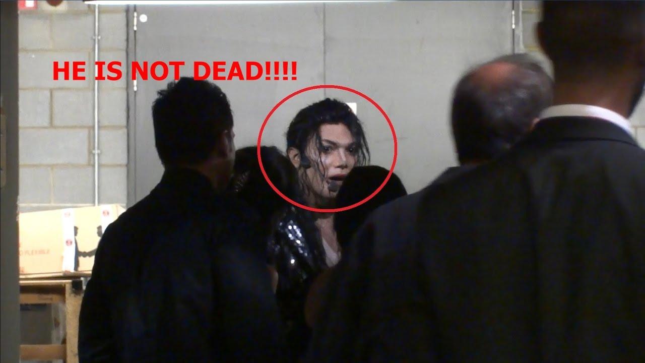 faked deaths_michael jackson