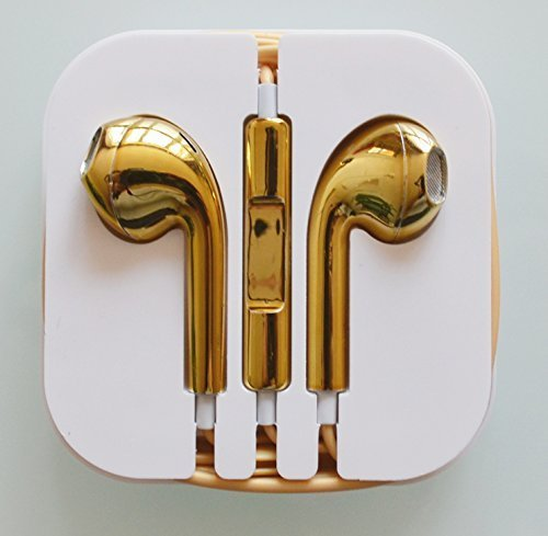 made of pure gold_headphones