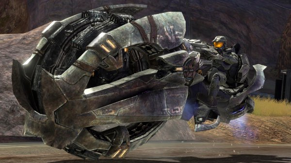 gaming vehicles_Brute Chopper - Halo 3