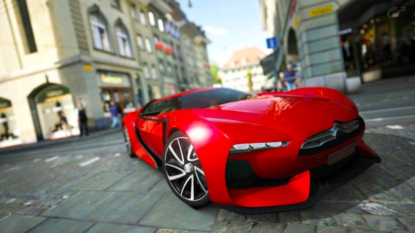 gaming vehicles_GT Citroen - Gran Turismo 5