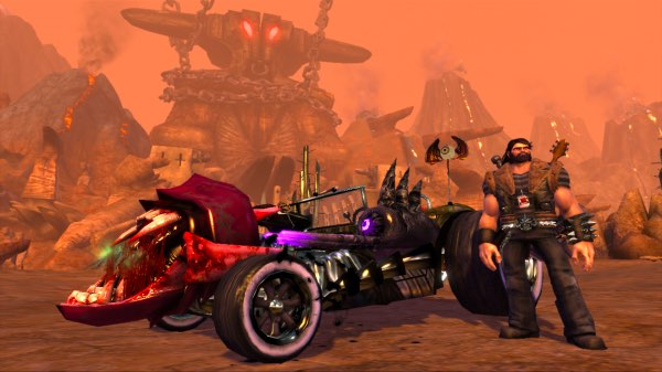 gaming vehicles_The Deuce - Brutal Legend