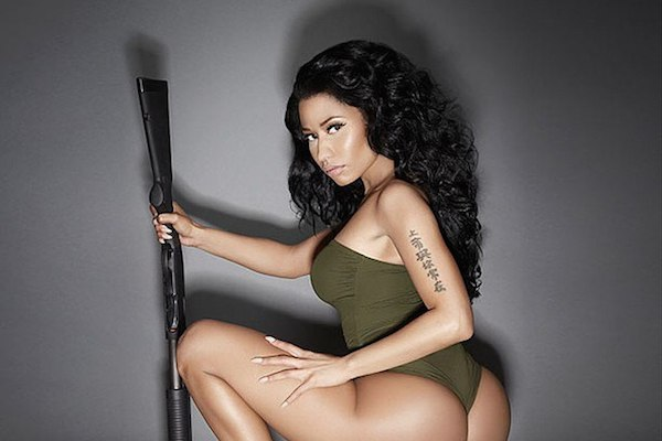 nicki minaj twerking_1